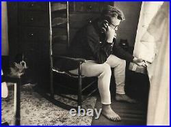 1956 Original JAMES DEAN Movie Film Theater Actor By DENNIS STOCK Photo Gravure
