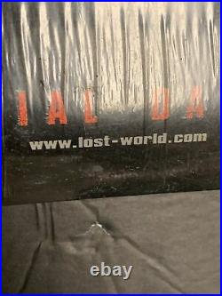1996 Jurassic Park The Lost World Advance Theater Mini Poster 17x11 Pack Of 100