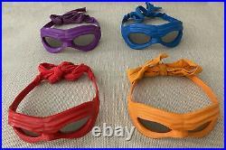 2014 Teenage Mutant Ninja Turtles 3d Glasses & Theatre Display Counter Card