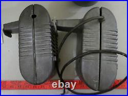 (3pc) Drive In Movie Theater EPRAD Speakers with Junction box (ASIS)