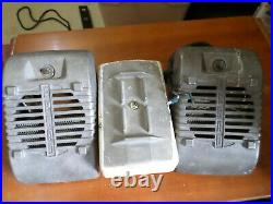 (3pc) Drive In Movie Theater EPRAD Speakers with Junction box (ASIS) Set #3