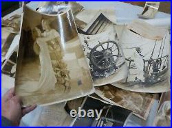 50+RARE COLLECTION Silent Film Star Original THEATER & Movie Photos ASST SIZES