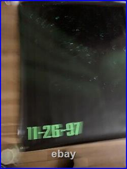 ALIEN RESURRECTION 1997 10x 4 VINYL MOVIE POSTER Was Displayed In Theater! BIG