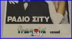 Aliki Vougiouklaki Poster Victor Victoria Radio City Theatre Greece 1983-84
