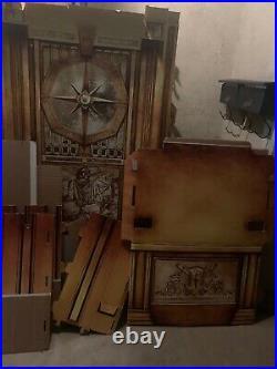 Amazing Narnia Prince Caspian Chair / Throne Theater Standee Display Photo Op La