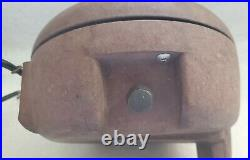 Antique Motiograph Drive-in Movie Theater Window Speaker with Volume Control