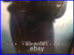 Batman The Dark Knight Joker Theater Poster Professionally Framed