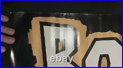 Boyz N The Hood Movie Poster Horizontal Banner Theater 18.5 x 60 Original 1991