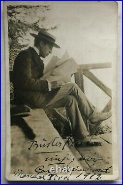 Buster Keaton Theater / Film original Autogramm Größe 14 x 9 cm
