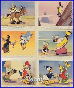 Disney Saludos Amigos original Watercolour art for UK Theatre posters 1943