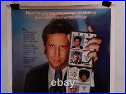 Fletch Movie Theater Poster 1984 Chevy Chase Original Rolled 27x41 NSS 850049