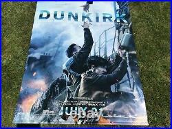 IMAX Theater Dunkirk (2017) 5'x8' Bus Vinyl Movie Banner Hardy Murphy Styles