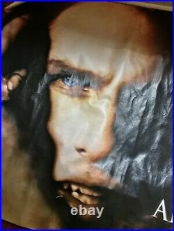 Interview with the Vampire Vintage Movie Theater Promo Banner 10X4 Ft. Brad Pitt
