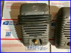 Lot 2 Vintage Drive-In Movie Theater Speakers Projected Sound & RCA Junction Box