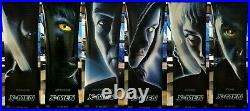 Lot of 6, Marvel X-MEN 2000 RARE Original 2X6' Vinyl Movie Theater Lobby Banners