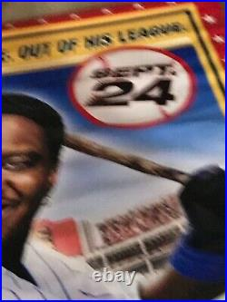 Mr 3000 Bernie Mac Movie Theater Original Banner Rare 70 X 48