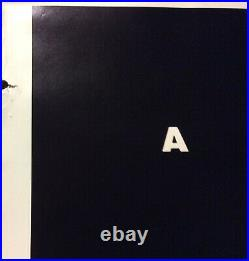 NEW Original 1979 Alien One Sheet Movie Theater Poster 27x41 Sigourney Weaver