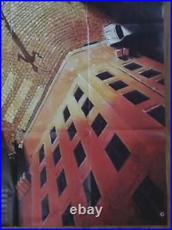 Nikita Original Vintage Poster Movie Theater Promo Pin-up Ad Huge Spanish 1990