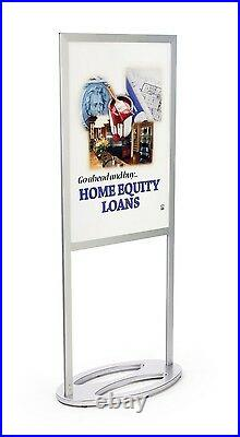 Original 1984 THX SOUND SYSTEM POSTER 25 x 39 Standee Style KOOL4 HOME THEATER