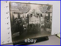 PHANTOM OF THE OPERA 1925 Lon Chaney movie theater lobby display photo standee
