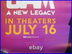 Space Jam A New Legacy Lola Bunny Original Theater Huge Promo Poster 48 X 72