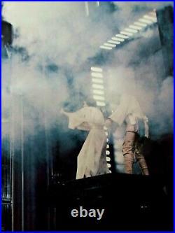 Star WarsJUMBO MOVIE THEATER LOBBY CARDSSet of 4 (20 x 16)Vintage 1977