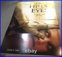 THE HILLS HAVE EYES (2006) Huge (8ft) Movie Theater Lobby Standee Unused