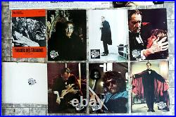 THEATER DES GRAUENS Vincent Price 18 AUSHANGFOTOS + A1 FILMPOSTER ´73 Diana RIGG