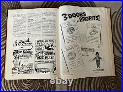 The 1953 -54 Theatre Catalog Vol 11 Vintage Film Broadway & Hollywood Rare