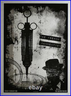 The French Connection Castro Theatre Silkscreen Movie Poster David O'Daniel