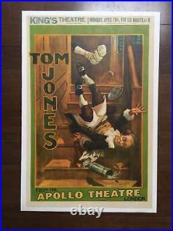 Tom Jones (1924) 20 x 30 UK Theater Poster LB