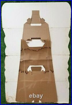 VINTAGE 1983 Twilight Zone The Movie Theater Cardboard Standup Display 56 x 37