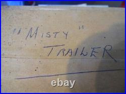 Vintage 35MM Movie Theater Trailers- 4 Movie Trailers