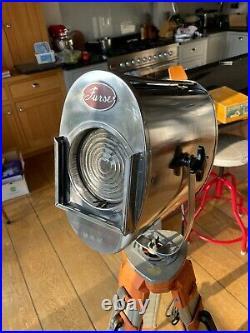Vintage Furse Theatre Light Film Studio Rewired And Polished