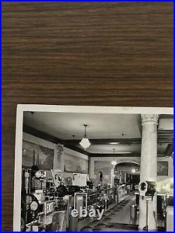 Vintage Photograph of Historic Falls City Theatre Equipment Co. Building Shop