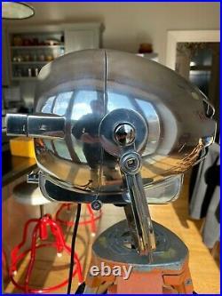 Vintage Strand 123 Theatre Light Film Studio Rewired And Polished
