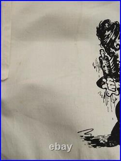 Vintage Sweeney Todd Broadway Musical Movie Apron Costume London Demon Barber